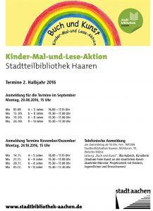 Buch und Kunst @ Stadtteilbibliothek | Aachen | Nordrhein-Westfalen | Deutschland
