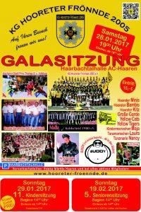 GALASITZUNG @ Haarbachtalhalle | Aachen | Nordrhein-Westfalen | Deutschland
