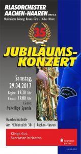 Jubiläumskonzert @ Haarbachtalhalle   Aachen   Nordrhein-Westfalen   Deutschland