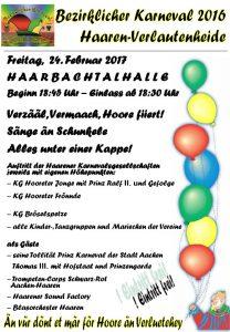 Bezirklicher Karneval @ Haarbachtalhalle | Aachen | Nordrhein-Westfalen | Deutschland