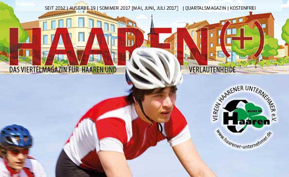 Haaren 19 mit Tour de France