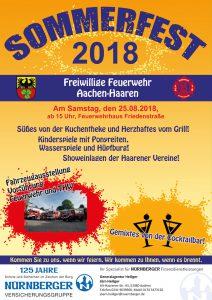 Sommerfest @ Feuerwehrhaus Friedenstraße | Aachen | Nordrhein-Westfalen | Deutschland