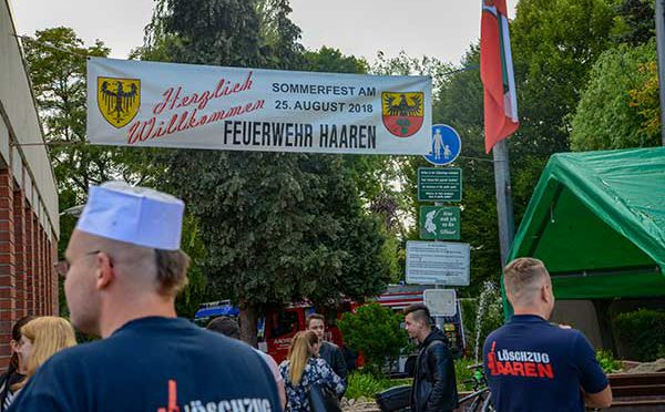 Sommerfest der Feuerwehr