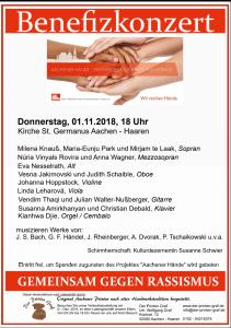 Benefizkonzert @ St. Germanus   Aachen   Nordrhein-Westfalen   Deutschland