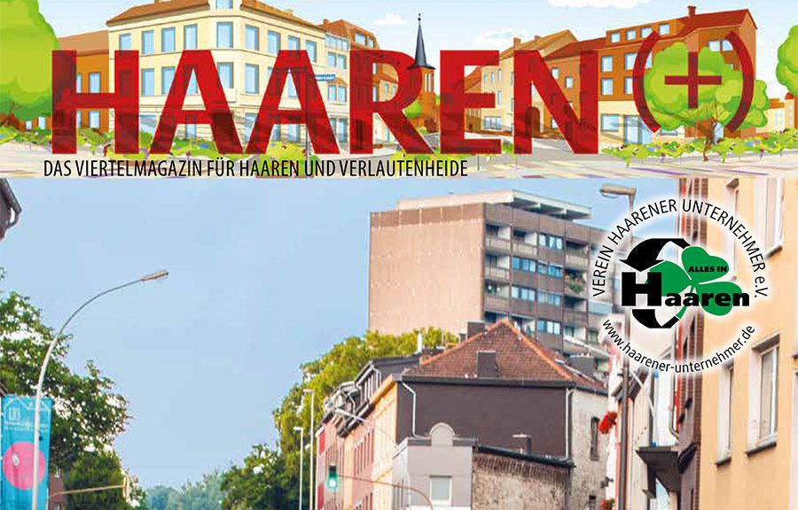 Haaren Viertelmagazin Herbst 2016