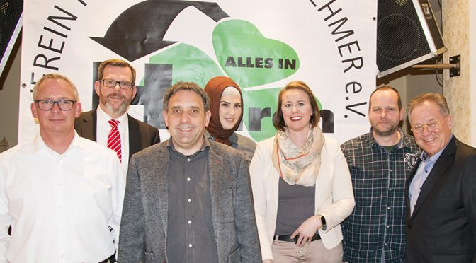 Neue Mitglieder und Beiräte für Verein Haarener Unternehmer