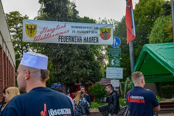 Feuerwehr Sommerfest 2018 © Alexander Samsz