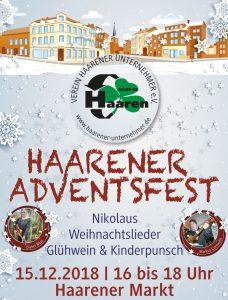 Adventsfest @ Haarener Markt | Aachen | Nordrhein-Westfalen | Deutschland