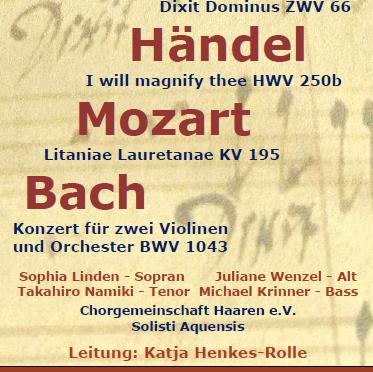 Konzert in St. Germanus