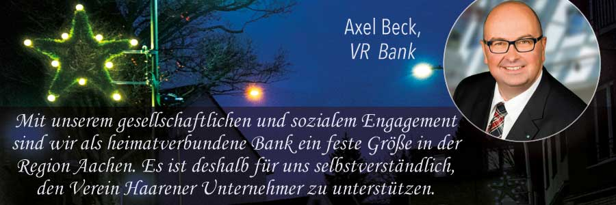 Sternpate Axel Beck