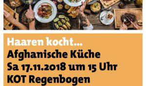 Haaren kocht... @ KOT Regenbogen | Aachen | Nordrhein-Westfalen | Deutschland
