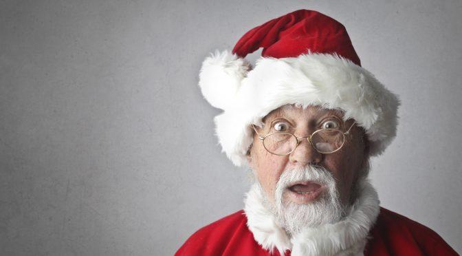 Weihnachtliches bei Optik Moeres