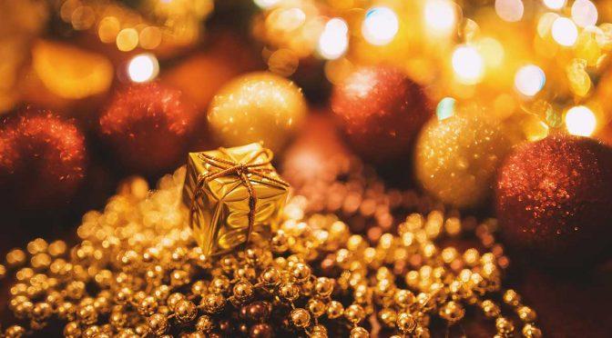 Weihnachtlicher Nachmittag