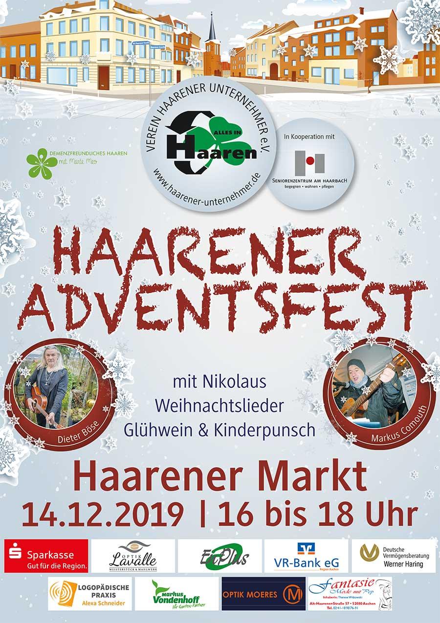 Haarener Adventsfest 2019
