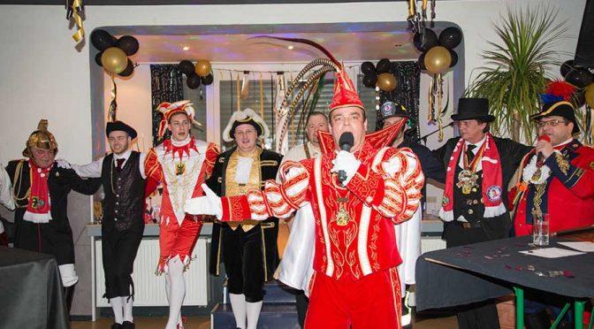 Karnevalistischer Tanzabend