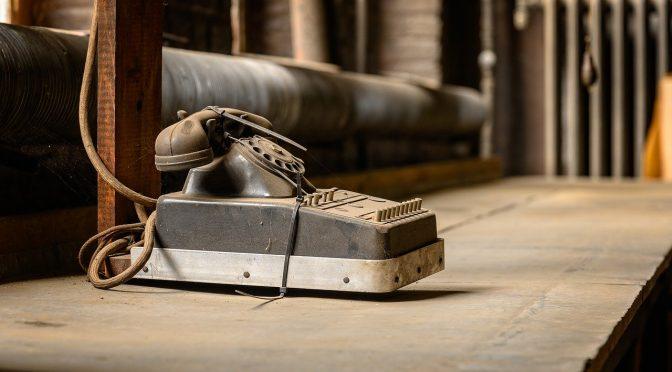 Telefonleitung defekt