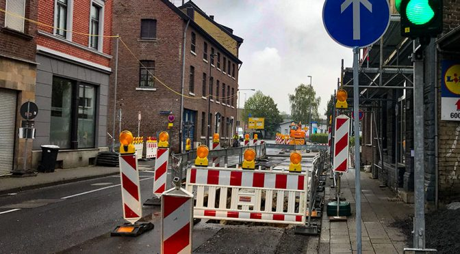 Germanusstraße erreichbar