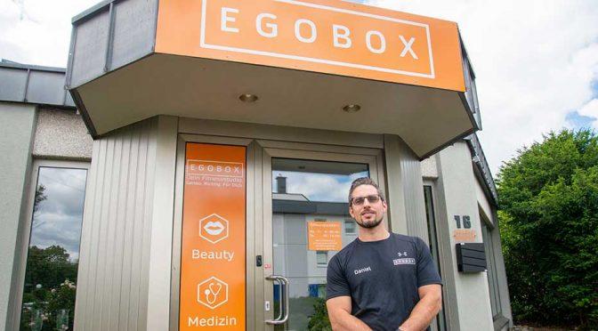 Egobox weiterhin geöffnet