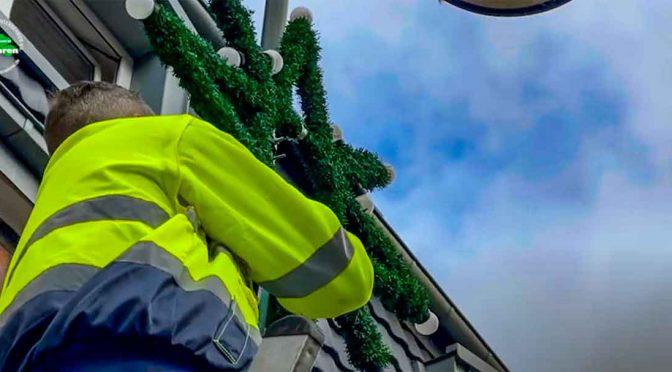 Das Video zur Weihnachtsbeleuchtung