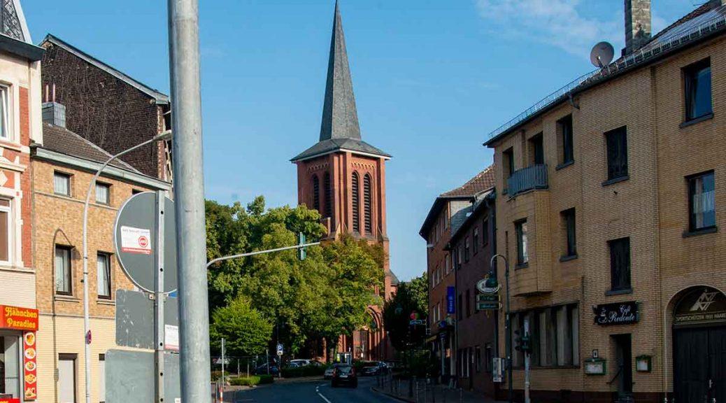 Alt-Haarener Straße Aachen